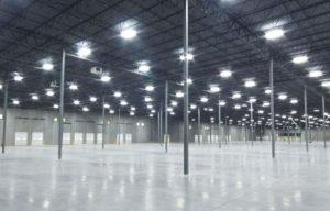 Postes Solares en Industria y Empresas