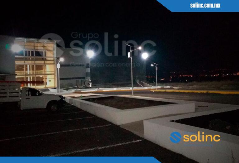 Postes Solares Proyecto